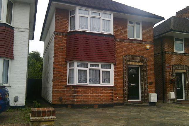Thumbnail Semi-detached house to rent in Cheyneys Avenue, Edgware