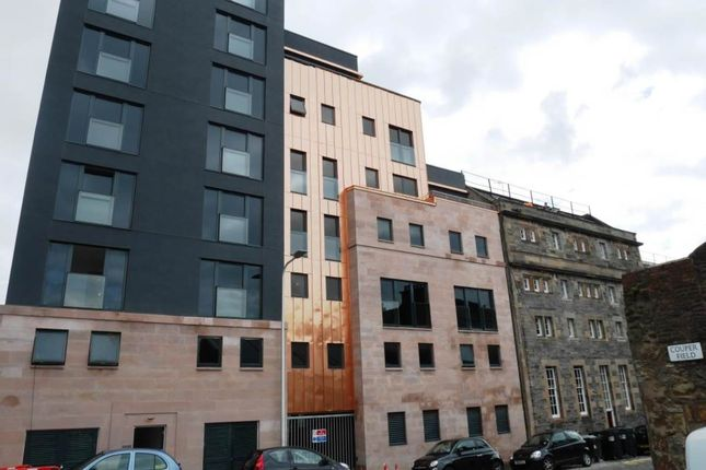 Thumbnail Flat to rent in Couper Street, Edinburgh