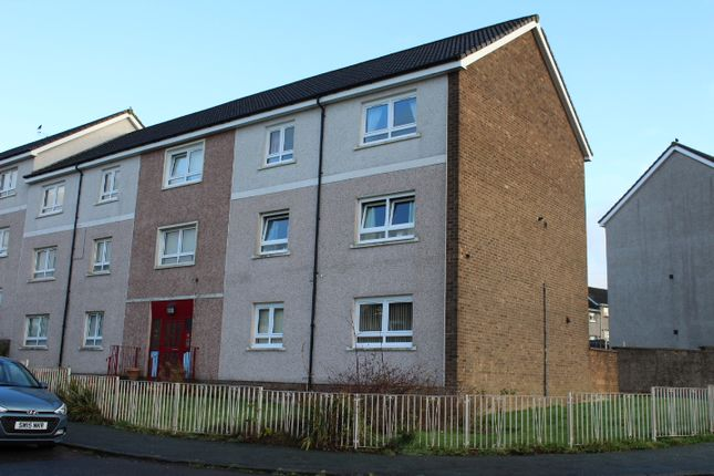 Thumbnail Flat to rent in Raebog Cres, Airdrie