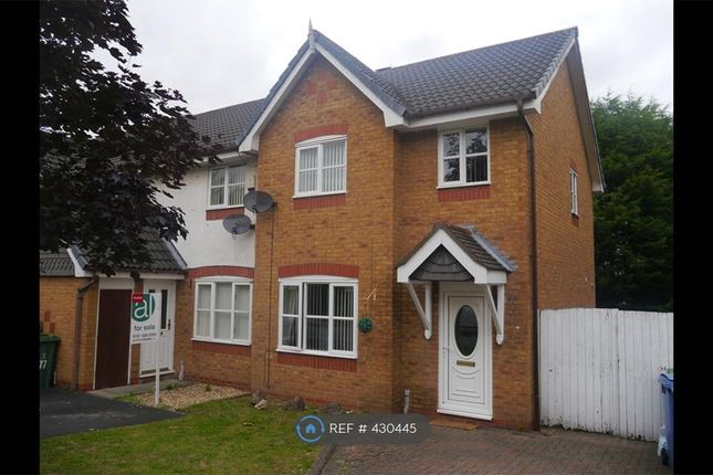 Thumbnail Semi-detached house to rent in Longdown Road, Liverpool