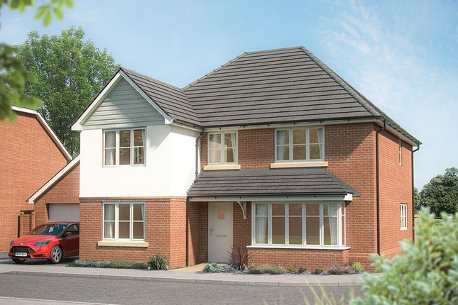 """Thumbnail Detached house for sale in """"The Chester"""" at Coldharbour Road, Northfleet, Gravesend"""