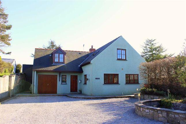 Thumbnail Detached house for sale in Manorbier Newton, Tenby