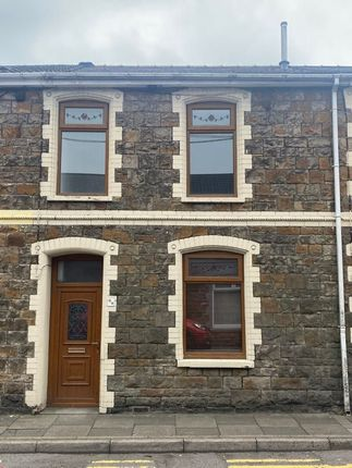 Thumbnail Terraced house to rent in Mount Pleasant Road, Ebbw Vale