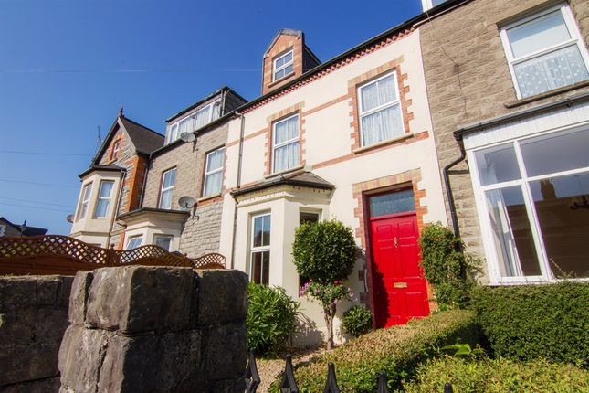 Thumbnail Terraced house for sale in Clive Place, Penarth