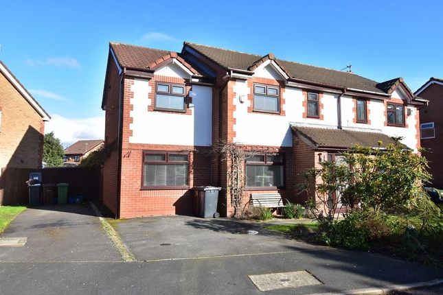 Thumbnail Semi-detached house for sale in Navigation Close, Bootle