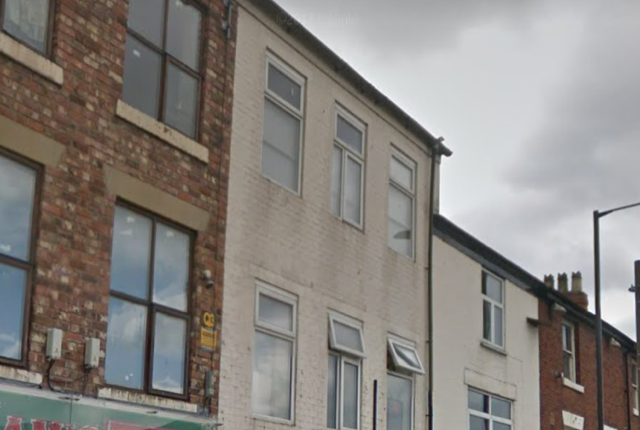 Thumbnail Flat to rent in Long Street, Middleton