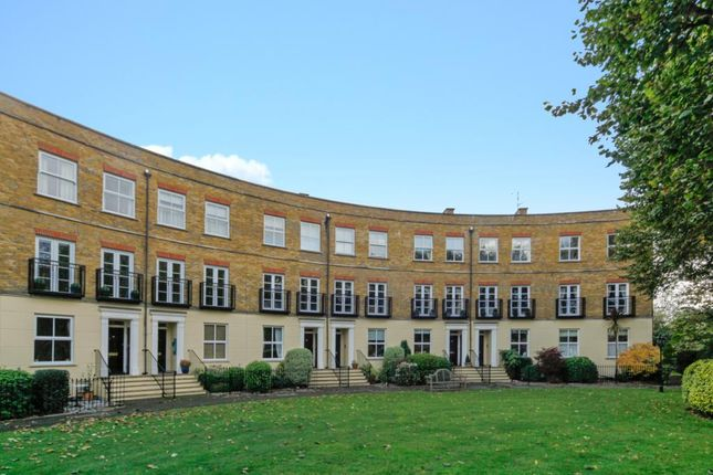 Thumbnail Terraced house to rent in Hampton Court Crescent, East Molesey
