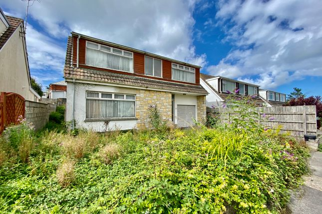 Thumbnail Detached house for sale in Bede Haven Close, Bude