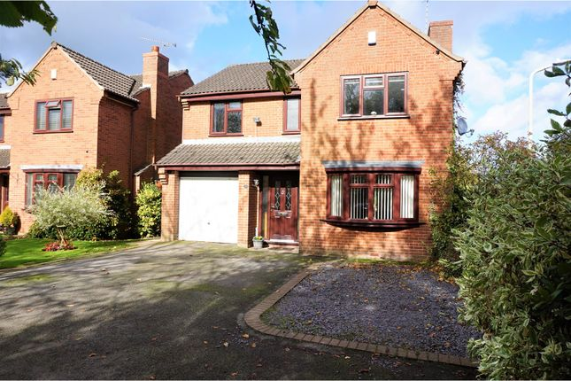 Thumbnail Detached house for sale in Link Rise, Markfield