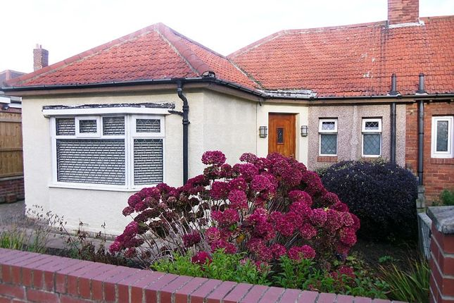 Thumbnail Bungalow to rent in Heaton, Sackville Road, Newcastle Upon Tyne