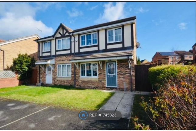 3 bed semi-detached house to rent in Wood Lane, Castleford WF10