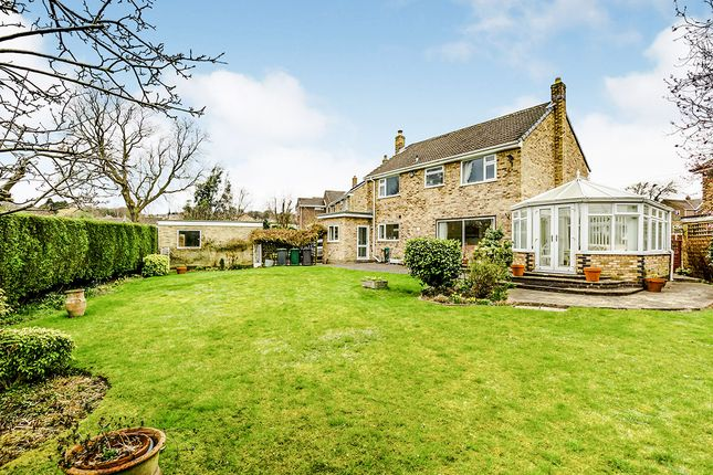 Thumbnail Detached house for sale in Dartmouth Avenue, Almondbury, Huddersfield, West Yorkshire