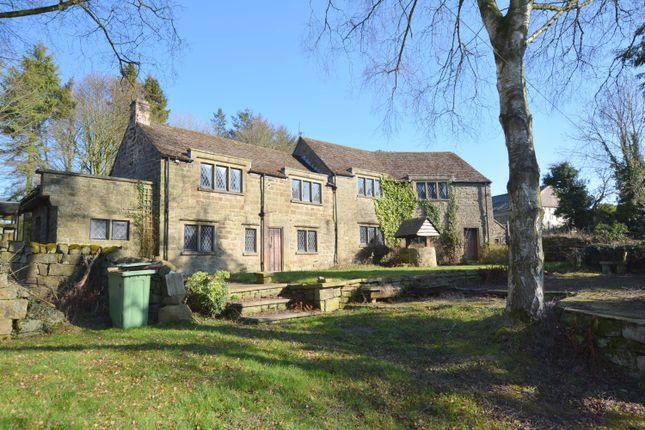 Thumbnail Detached house for sale in Vernon Lane, Kelstedge, Ashover, Chesterfield