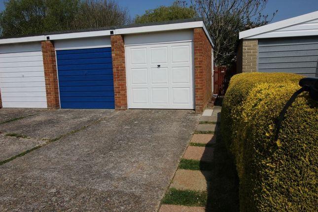 Parking/garage for sale in Garage, Gosford Way, Polegate