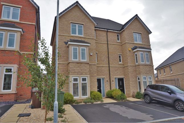 Thumbnail Semi-detached house to rent in Wolfenden Way, Wakefield