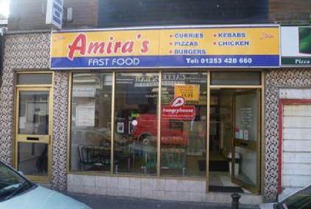 Restaurant/cafe for sale in Abingdon Street, Blackpool