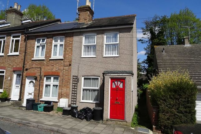 Thumbnail Terraced house to rent in Kings Road, Farnborough, Orpington