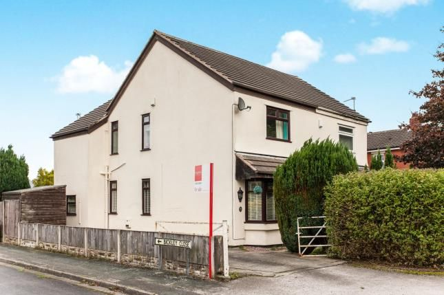 Thumbnail Semi-detached house for sale in Parkfields Lane, Fearnhead, Warrington, Cheshire