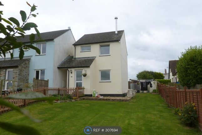 Thumbnail Semi-detached house to rent in Orleigh Close, Buckland Brewer