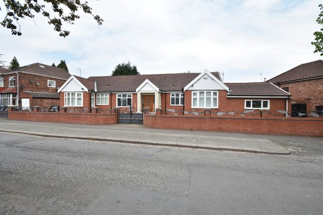 Thumbnail Bungalow for sale in Boardman Road, Manchester