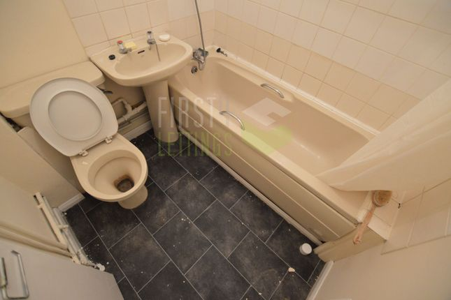 Bathroom of Knighton Fields Road East, Leicester LE2