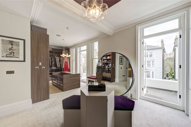 Master Dressing of The Little Boltons, London SW10