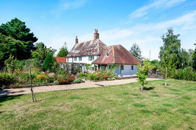Thumbnail Detached house for sale in Nutbourne, Chichester, West Sussex