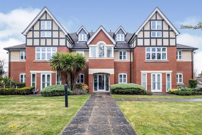 2 bed flat for sale in Widney Road, Knowle, Solihull B93