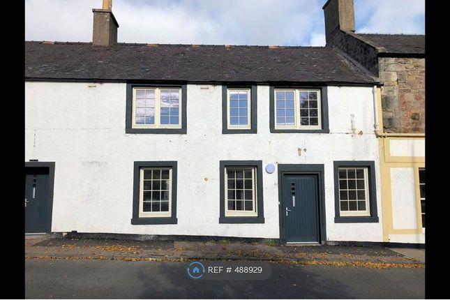 Thumbnail Terraced house to rent in Kirkgate, Edinburgh