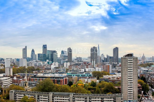 Thumbnail Property for sale in Hall Street, Clerkenwell