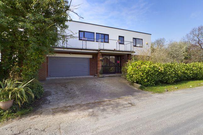 Thumbnail Detached house for sale in Riverside Old Mains Lane, Poulton-Le-Fylde