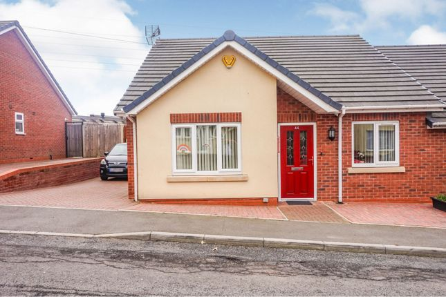 2 bed semi-detached bungalow for sale in Tunnel Road, West Bromwich B70