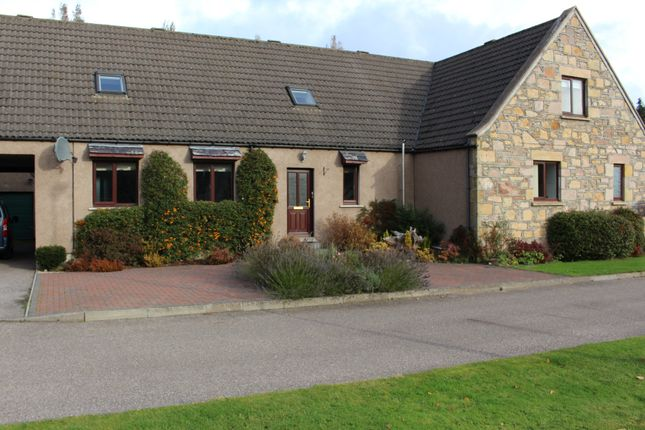 3 bed terraced house for sale in Moy House Court, Forres
