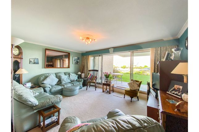 Thumbnail Flat for sale in 35 Beach Road, Weston-Super-Mare