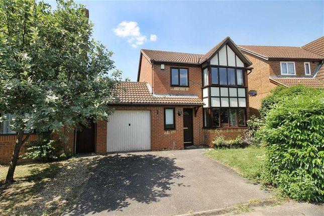 Thumbnail Detached house for sale in Egerton Gate, Shenley Brook End, Milton Keynes