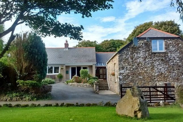 Thumbnail Detached house for sale in Brawdy, Haverfordwest