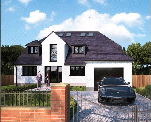 Thumbnail Detached house for sale in Park Farm Road, Bromley