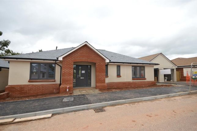Thumbnail Detached bungalow for sale in West Clyst, Exeter, Devon