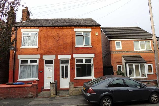 Thumbnail Semi-detached house for sale in Islington Road, Great Moor, Stockport