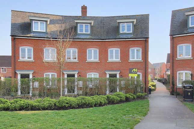3 bed end terrace house for sale in Quicksilver Way, Andover SP11