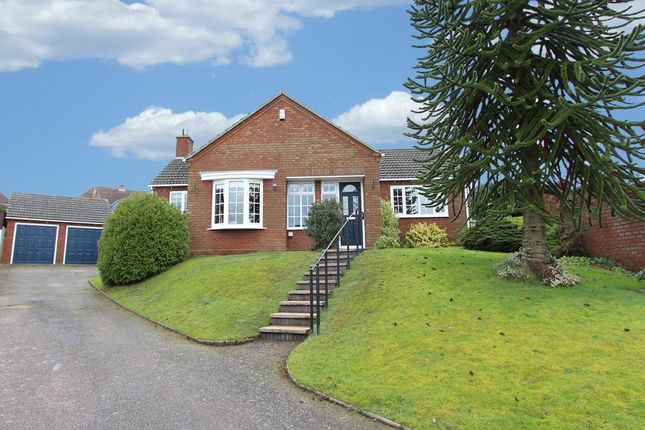Thumbnail Detached bungalow for sale in Kaysbrook Drive, Stretton On Dunsmore, Rugby
