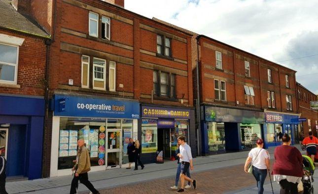 Thumbnail Land for sale in 35 High Street, Hucknall, Nottinghamshire