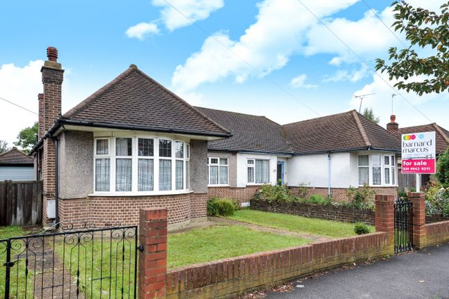Thumbnail Semi-detached bungalow for sale in Darley Drive, Coombeside, New Malden