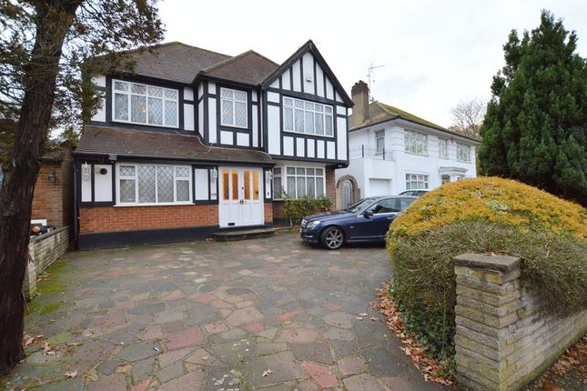 Thumbnail Detached house for sale in Uxbridge Road, Hatch End, Pinner