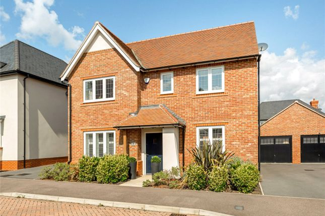 Thumbnail Detached house for sale in Bowlby Hill, Gilston, Harlow, Essex