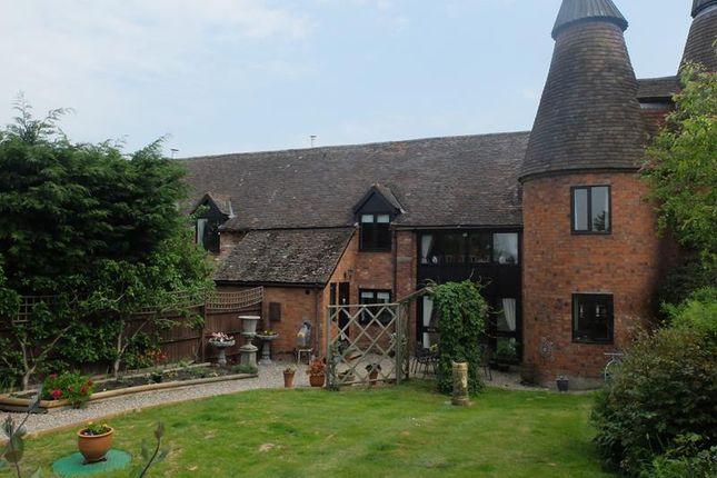 Thumbnail Barn conversion for sale in Florins Oast House, Donnington Farm, Ledbury, Herefordshire