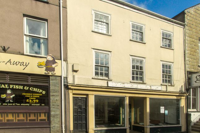 Thumbnail Barn conversion for sale in West Street, Tavistock