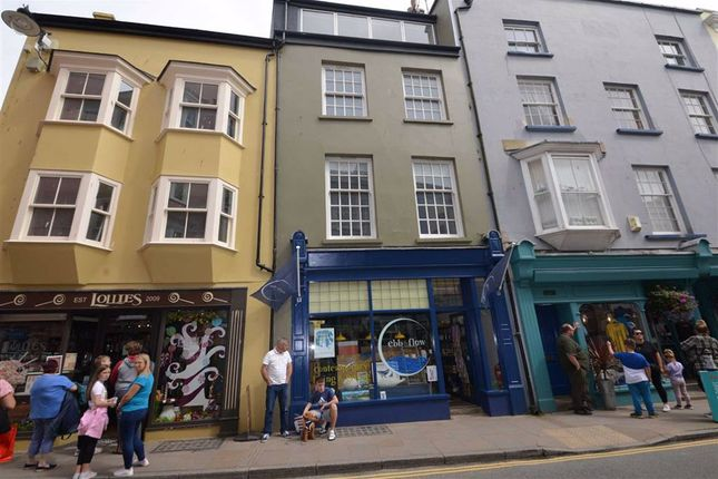 Thumbnail Property for sale in Chorton House, 21, High Street, Tenby, Dyfed