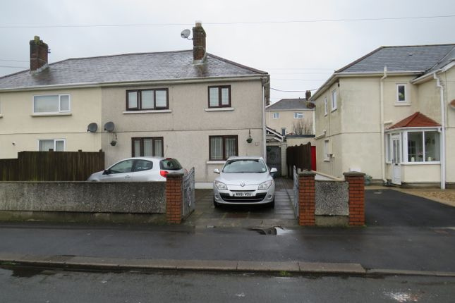 Thumbnail Semi-detached house for sale in Rhydyrafon, Llanerch, Lanelli