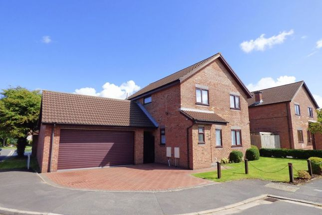 Thumbnail Detached house for sale in Bentley Road, Worle, Weston Super Mare